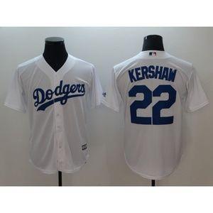 Los Angeles Dodgers Clayton Kershaw Jersey 2